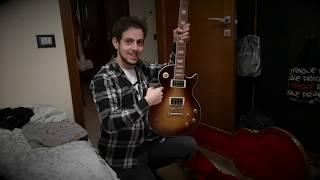 Unboxing Gibson Les Paul Slash Standard 2020