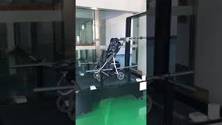Испытание коляски Kira №1
