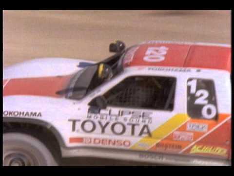 Toyota Off Road Racing 1990 Youtube
