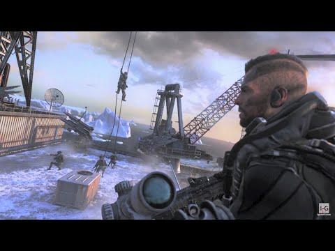 Call Of Duty: Modern Warfare 2 Remastered Walkthrough - Mission 9 - PS4 HD