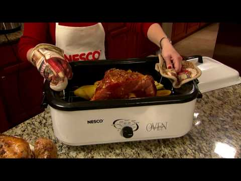 18 Qt. Nesco Roaster Oven