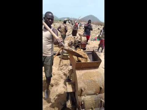 Economy Killers: Illegal Gold Mining In Niger State, Nigeria