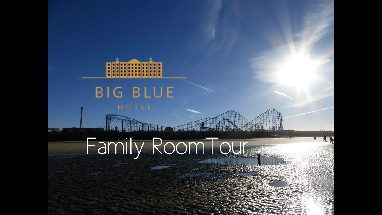 Big Blue Hotel Blackpool Photos