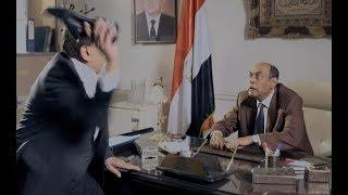 فوزي جمعة يضرب نافع بالجزمة 👞 😂 .. هتموت من الضحك 😂😂
