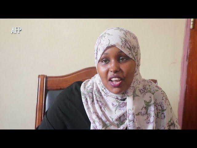 Woman Taxi Driver in Somalia