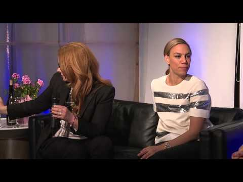 A fireside chat with SoulCycle co-founders Elizabeth Cutler and ...