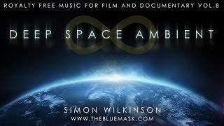 Royalty Free Ambient Space Music (promo video) For Documentary & Film by Simon Wilkinson