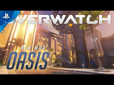 Overwatch - Oasis Map Trailer | PS4