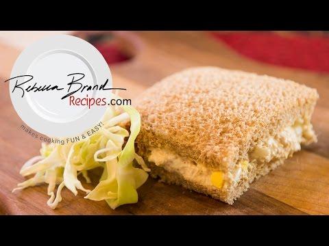 How to make the best tuna fish sandwich doovi for How to make tuna fish with eggs