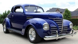 1939 Plymouth Coupe Street Rod For Sale
