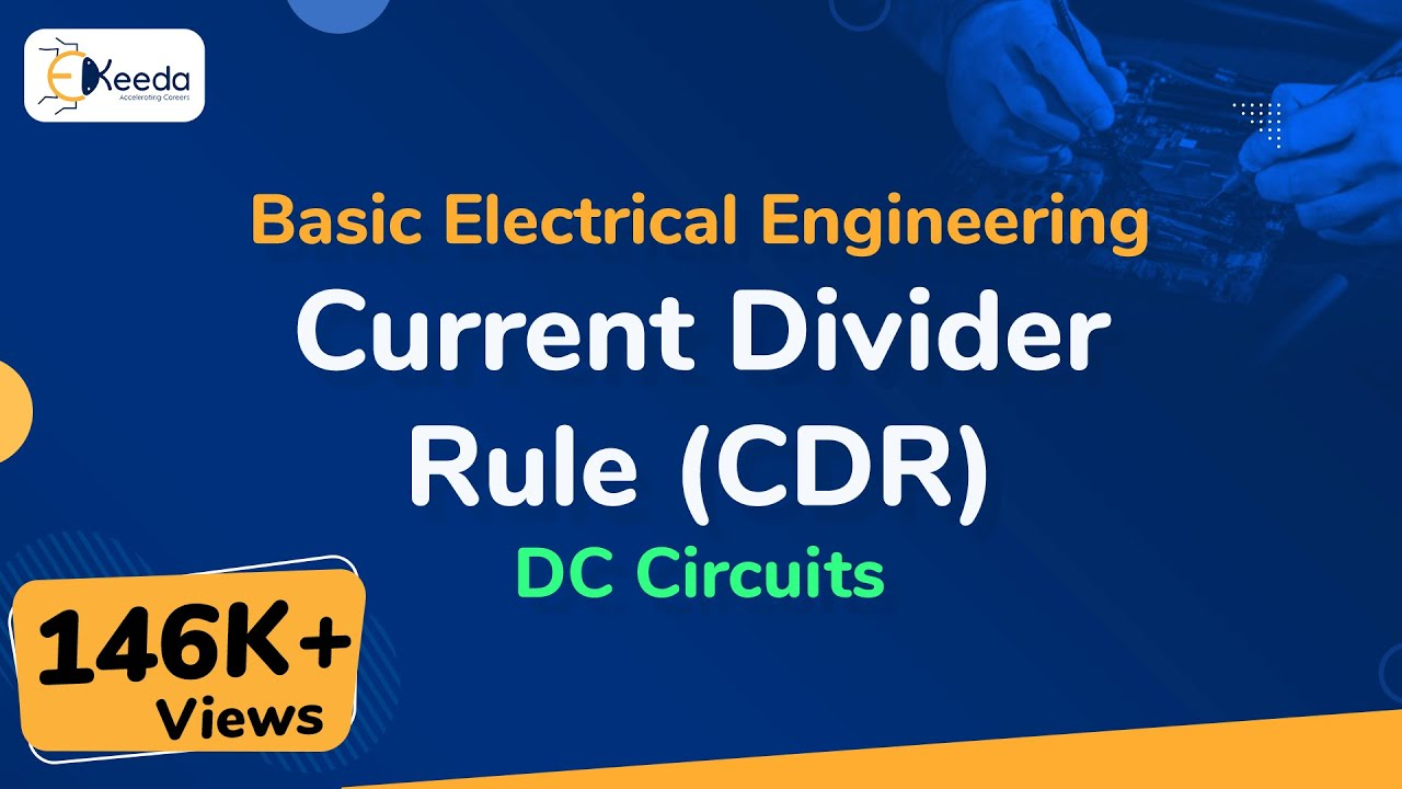 Current Divider Rule Cdr Dc Circuits Basic Electrical Interactive Voltage Calculator Conceptselectronicscom Currentdividerrule Currentdivisionrule Dccircuits