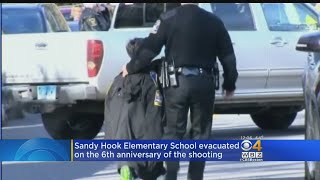 Sandy Hook Elementary Dismissed After Bomb Threat On Anniversary Of Mass Shooting