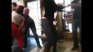 Cherokee Street Jazz Crawl (Nevermore Jazz Ball 2012) Wack-A-Doo at Black Bear Bakery