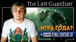 The Last Guardian - ИГРА ГОДА? Обзор
