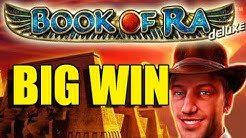 Online Casino 5 euro bet HUGE WIN - Book of Ra deluxe BIG WIN