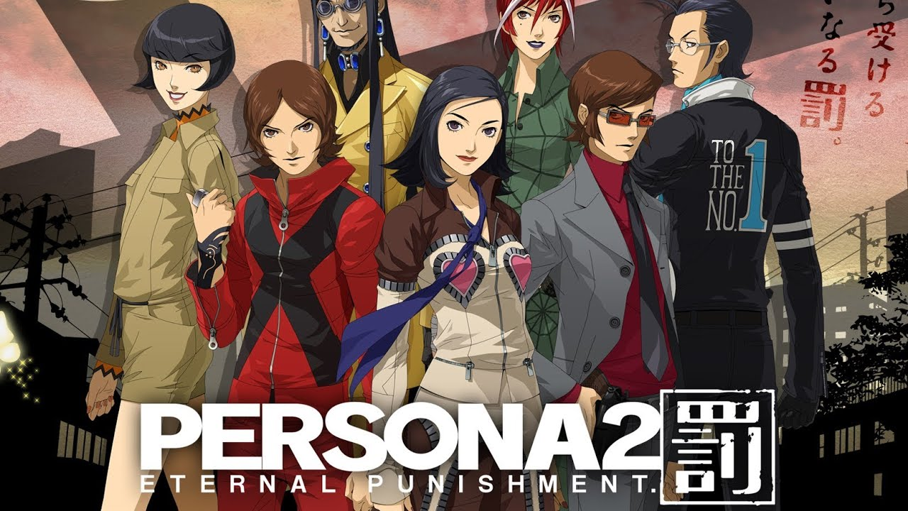 Image result for persona 2 eternal punishment psp