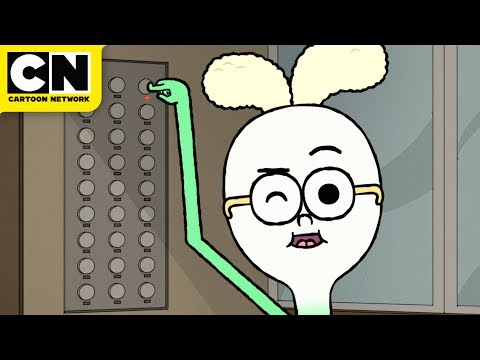 Apple & Onion | Minisode | Lift | Cartoon Network