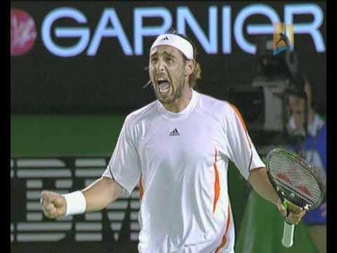 Baghdatis v Nalbandian: 2006 Australian Open Men's Semifinal Highlights