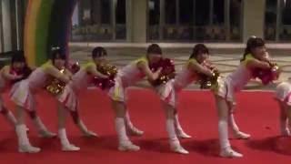 チアダンス 2015年11月 (その9) Cheer dance November, 2015 (9)