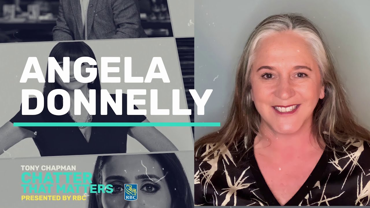 STOP MANAGING - START LEADING. Angela Donnelly