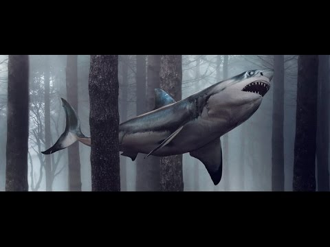 The Forest Walk (v 0.05) Through Part 1 - Flying Sharks