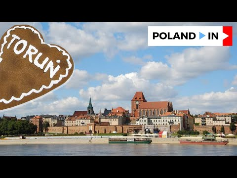 The CITY of the GINGERBREAD - Toruń – Poland In