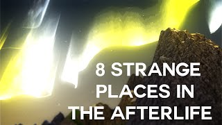 8 Strange Places in the Afterlife – Swedenborg and Life