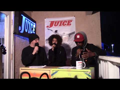 Juice Magazine Live News - February 9, 2018