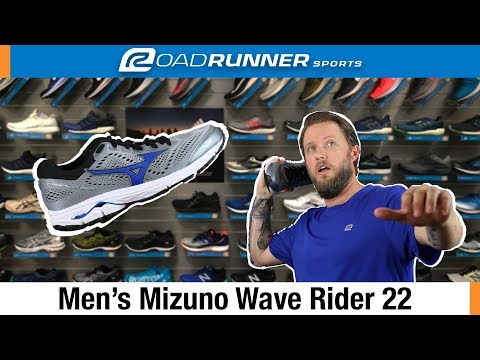mizuno wave rider 22 vs asics nimbus youtube