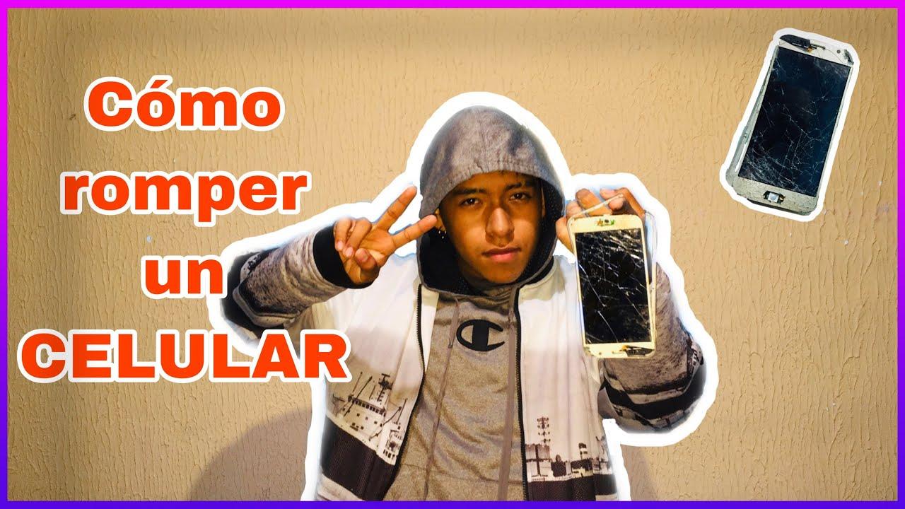 10 formas de romper un CELULAR| Eleazar Mendoza