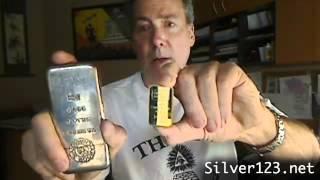 Silver, Gold, Platinum, Electronics & Bulk