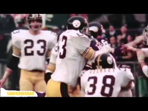 Super Bowl IX: Pittsburgh Steelers vs Minnesota Vikings Highlights (NFL 1974-75)