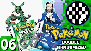 Pokemon Emerald/Sapphire Randomized With One Controller   PART 6