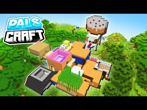 THE PALSCRAFT HOUSE MAKEOVER! | PalsCraft Season 2 - Episode 6