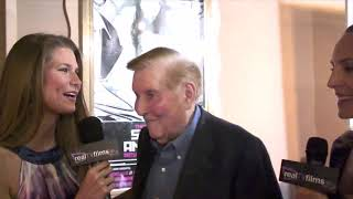 Sumner Redstone * CEO Viacom Inc. * Les Girls 9