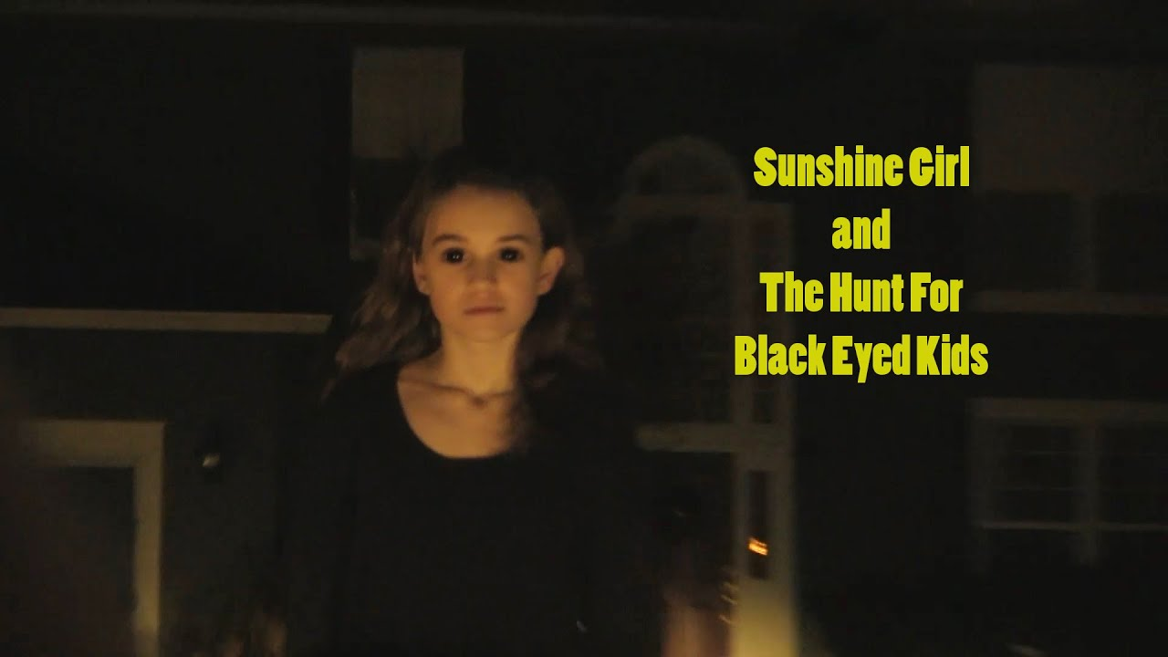 cf8ca4b1 The Hunt for Black Eyed Kids! - Full Movie! - BEK Investigation haunting  teen girl