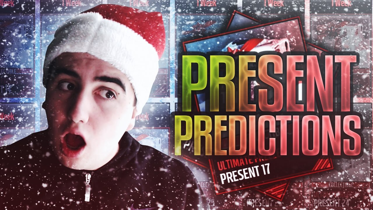 ULTIMATE FREEZE GIFT PREDICTIONS! (1-25) WHAT's REALLY INSIDE OF ...