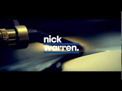 "Nick Warren ""The Soundgarden"" Pledge Campaign"