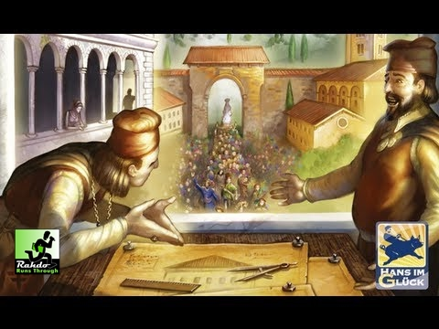 Palaces of Carrara Gameplay Runthrough