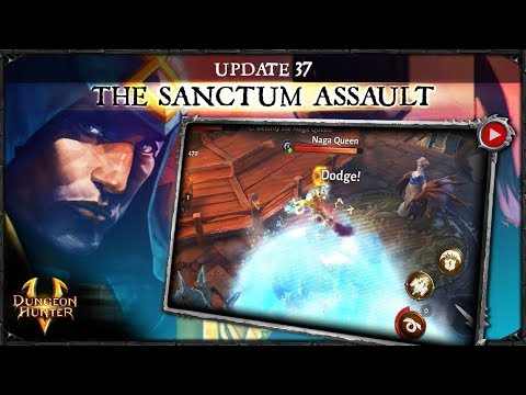Dungeon Hunter 5 - The Sanctum Assault: Water