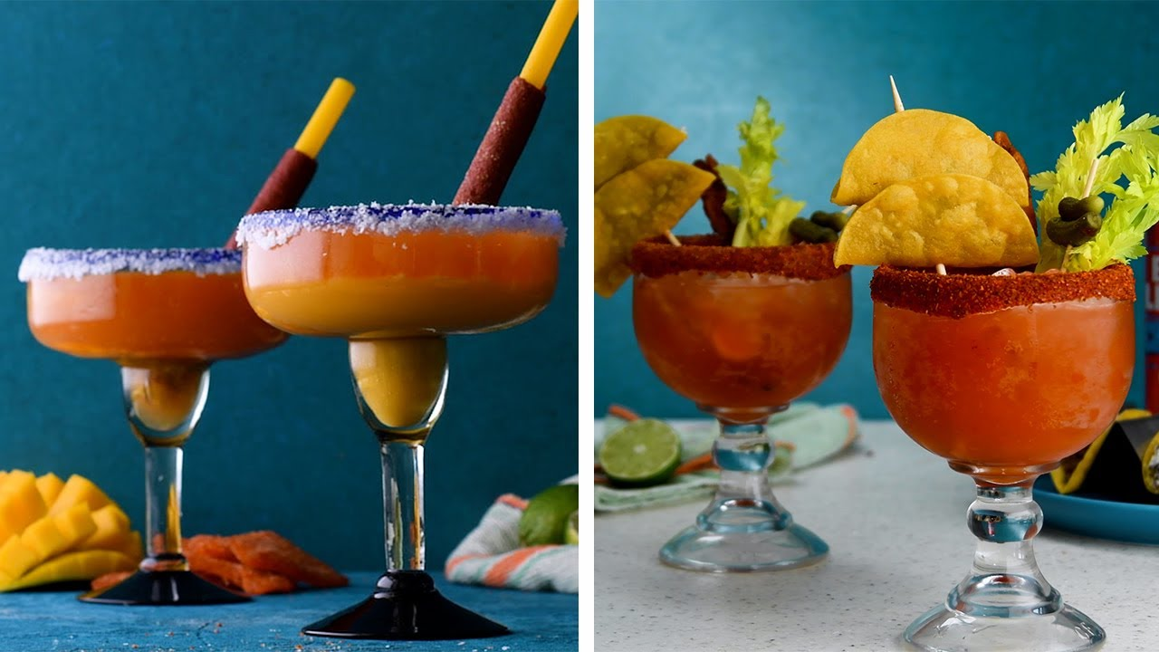 5 Refreshing Ways to Celebrate This Cinco de Mayo! So Yummy