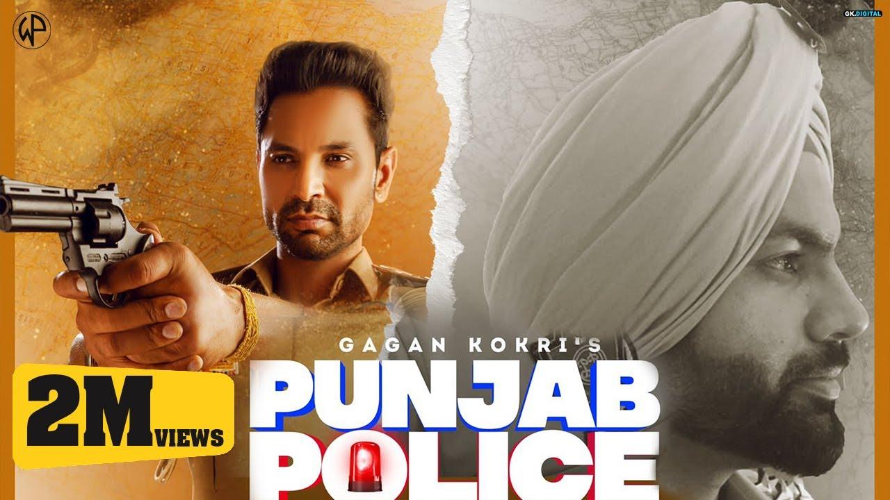 Download Punjab Police | Gagan Kokri | New Punjabi Song 2021 | Thana Sadar | Latest Punjabi Songs 2021 |