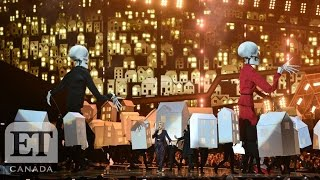 2017 Brit Awards Highlights: Katy Perry, David Bowie, 1D And More