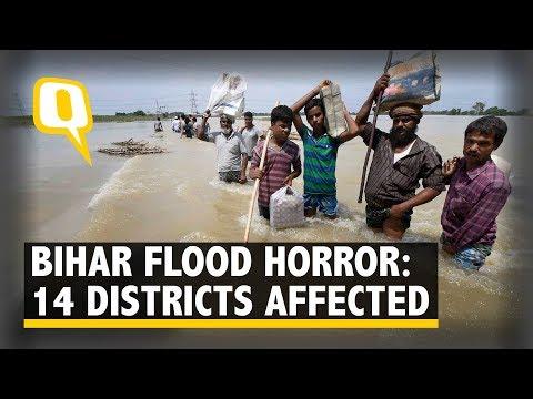 Bihar Floods Claim At Least 72 Lives