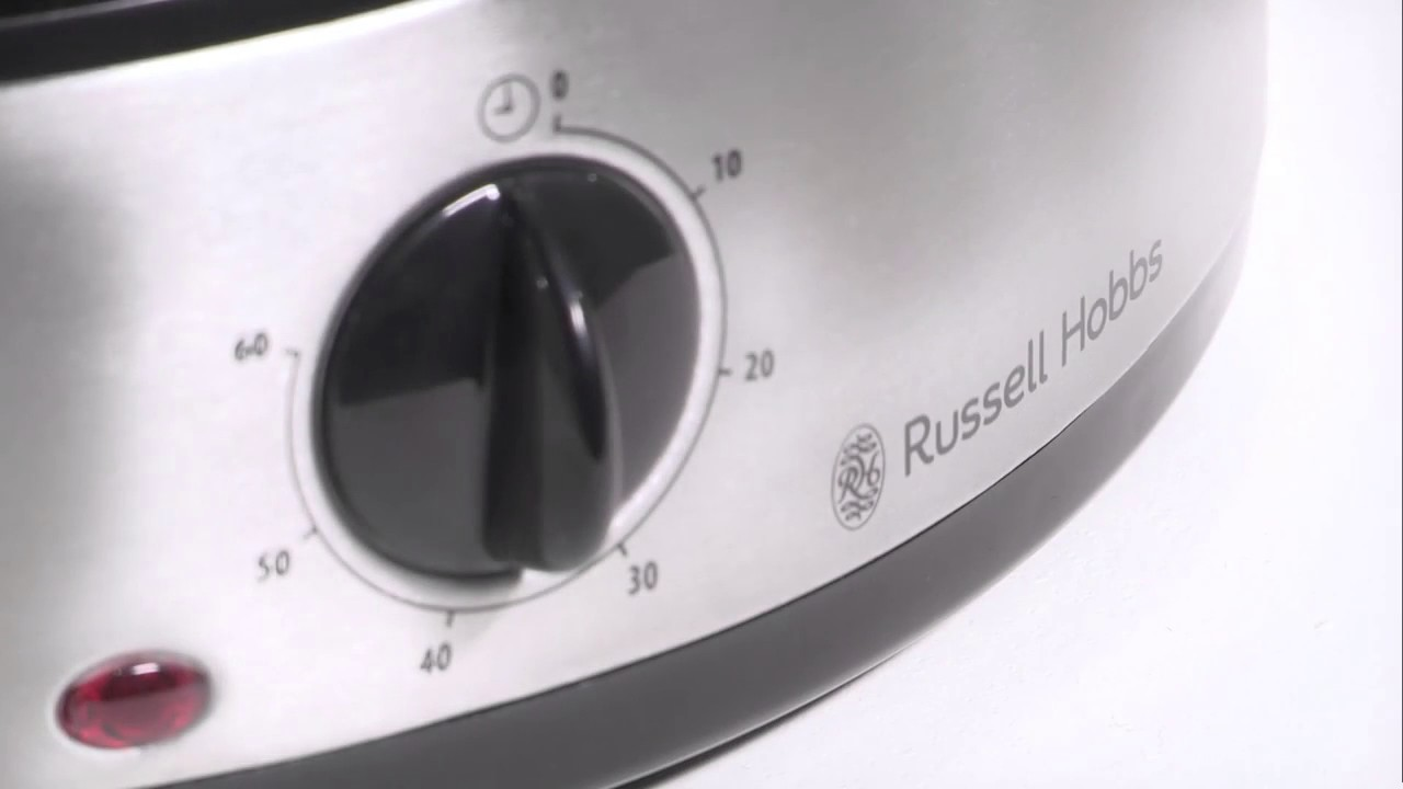 Russell Hobbs 19270-56 Cook@Home Dampfgarer