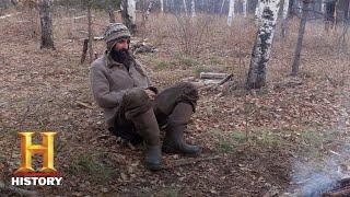 Alone: Randy Woke Up in a Mood (Season 5, Episode 8) | History
