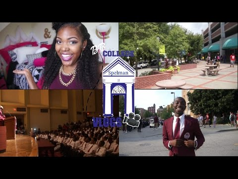 Morehouse College 2019 Move in Day VLOG