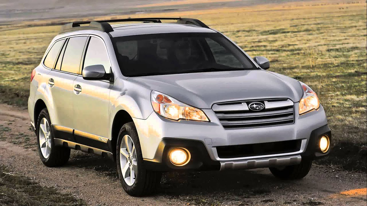 2014 subaru outback 3.6r limited - youtube