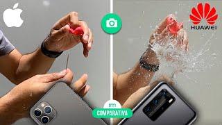 iPhone 11 Pro Max vs Huawei P40 Pro+ | Comparativa de cámaras