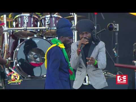 Reggae Sumfest 2017 - Sizzla feat. Friends (Part 5 of 5)